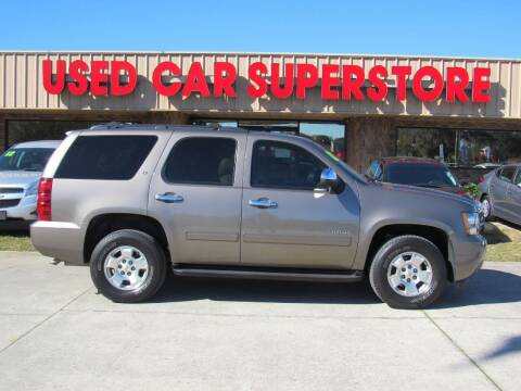 2012 Chevrolet Tahoe for sale at Checkered Flag Auto Sales NORTH in Lakeland FL