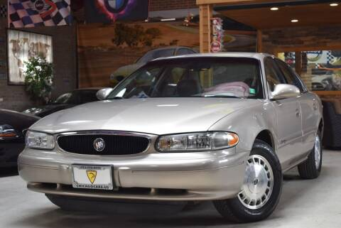 2000 Buick Century for sale at Chicago Cars US in Summit IL