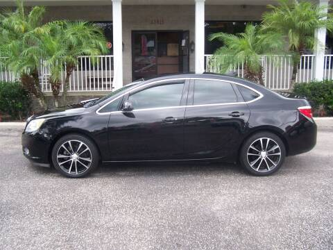 2016 Buick Verano for sale at Thomas Auto Mart Inc in Dade City FL
