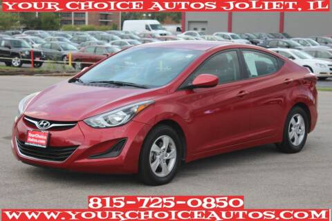 2014 Hyundai Elantra for sale at Your Choice Autos - Joliet in Joliet IL