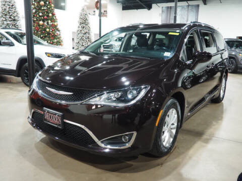 2018 Chrysler Pacifica for sale at Montclair Motor Car in Montclair NJ