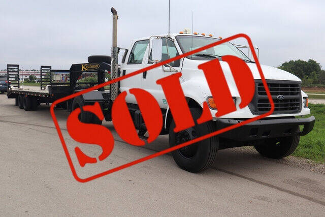 2000 Ford F-750 Super Duty for sale in Crystal Lake, IL