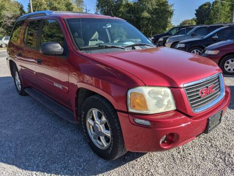 2004 GMC Envoy XUV for sale at AUTO PROS SALES AND SERVICE in Belleville IL