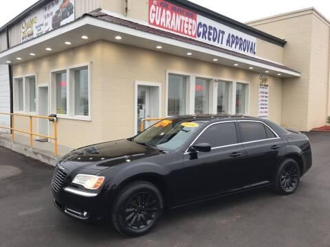 2014 Chrysler 300 for sale at Suarez Auto Sales in Port Huron MI