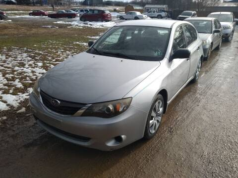 2008 Subaru Impreza for sale at Seneca Motors, Inc. (Seneca PA) in Seneca PA