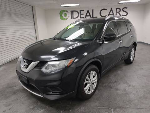 2016 Nissan Rogue for sale at Ideal Cars East Mesa in Mesa AZ