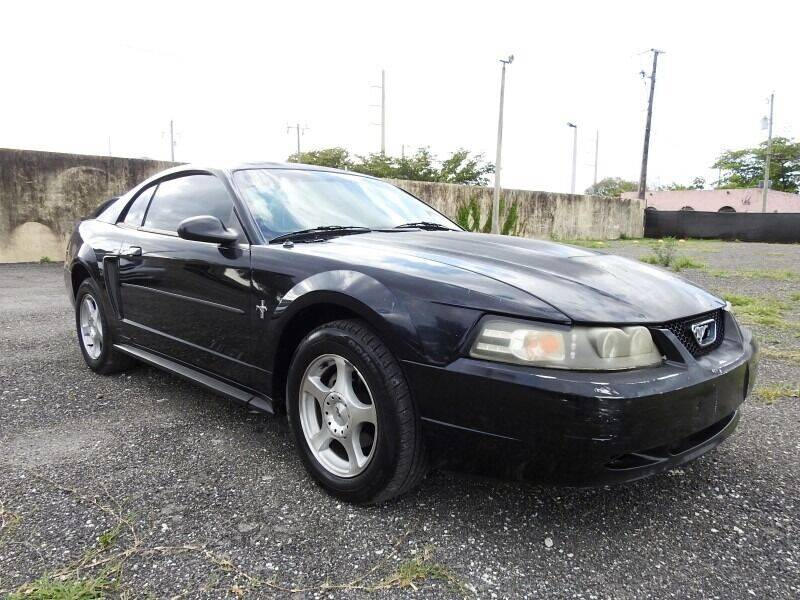 2003 Ford Mustang for sale at SUPER DEAL MOTORS 441 in Hollywood FL