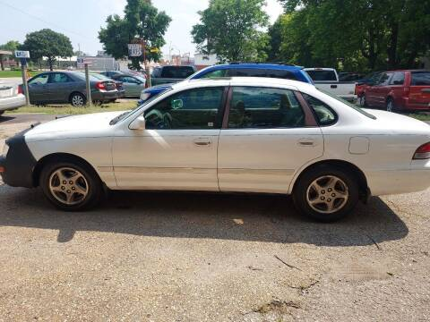 1997 Toyota Avalon for sale at D & D Auto Sales in Topeka KS