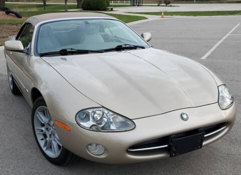2002 Jaguar XK8 Convertible for sale at ADA Motorwerks in Green Bay WI