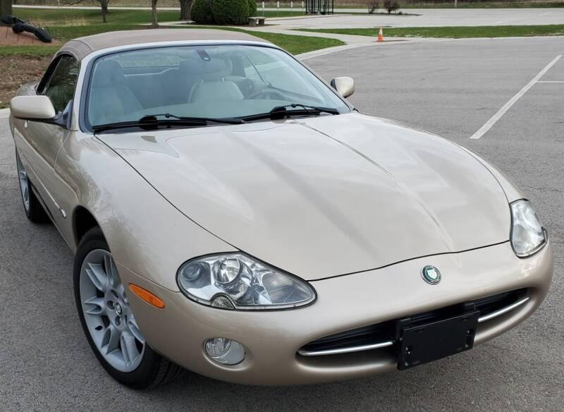 2002 Jaguar XK-Series for sale at ADA Motorwerks in Green Bay WI