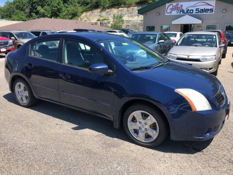 2009 Nissan Sentra for sale at Gilly's Auto Sales in Rochester MN
