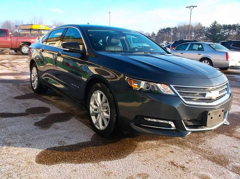 2019 Chevrolet Impala for sale at West Side Service in Auburndale WI