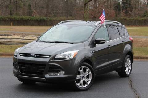 2016 Ford Escape for sale at Quality Auto in Manassas VA