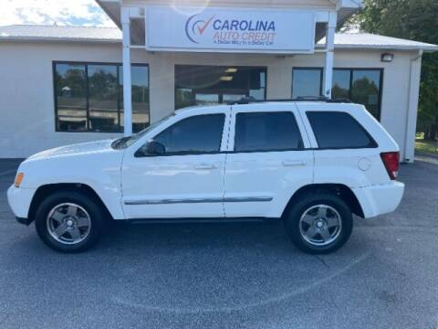 2010 Jeep Grand Cherokee for sale at Carolina Auto Credit in Youngsville NC