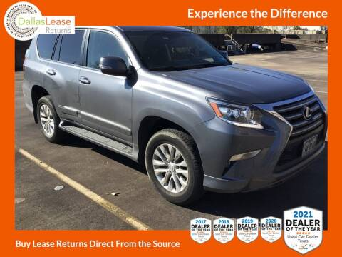 2018 Lexus GX 460 for sale at Dallas Auto Finance in Dallas TX