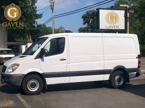 2012 Mercedes-Benz Sprinter Cargo for sale at Gaven Auto Group in Kenvil NJ
