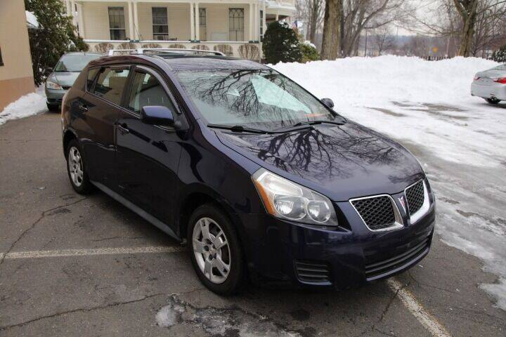 2009 Pontiac Vibe for sale at FENTON AUTO SALES in Westfield MA