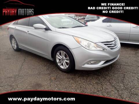 2013 Hyundai Sonata for sale at Payday Motors in Wichita And Topeka KS