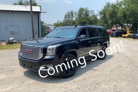 2015 GMC Yukon XL for sale at Crossroads Auto Sales LLC in Rossville GA