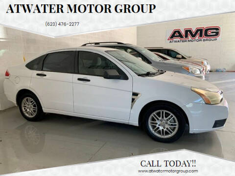 2008 Ford Focus for sale at Atwater Motor Group in Phoenix AZ