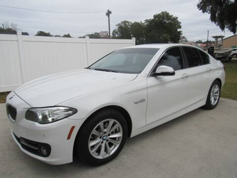 2016 BMW 5 Series for sale at D & R Auto Brokers in Ridgeland SC