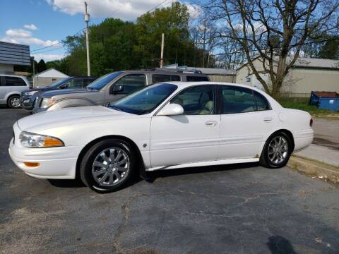 2005 Buick LeSabre for sale at COLONIAL AUTO SALES in North Lima OH