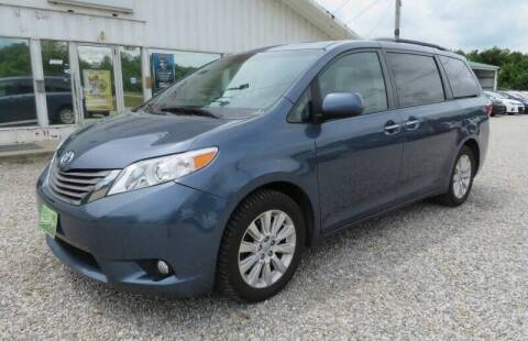 2015 Toyota Sienna for sale at Low Cost Cars North in Whitehall OH