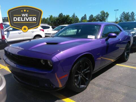 2016 Dodge Challenger for sale at Watson Auto Group in Fort Worth TX