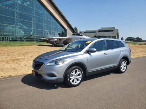 2013 Mazda CX-9 for sale at McMinnville Auto Sales LLC in Mcminnville OR