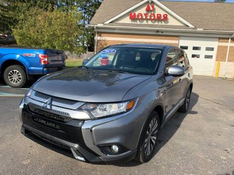 2019 Mitsubishi Outlander for sale at A 1 Motors in Monroe MI
