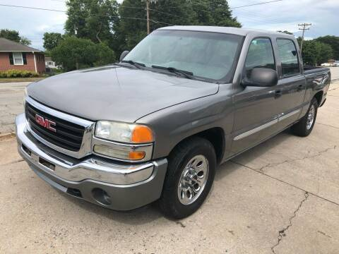 2007 GMC Sierra 1500 Classic for sale at E Motors LLC in Anderson SC