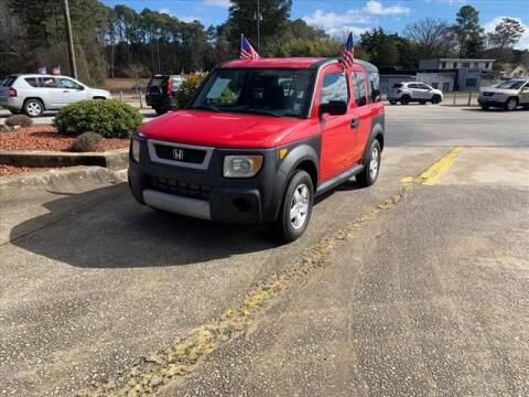 2005 Honda Element for sale at Kelly & Kelly Auto Sales in Fayetteville NC