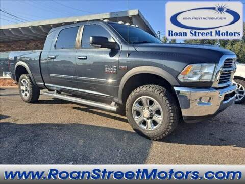 2014 RAM Ram Pickup 2500 for sale at PARKWAY AUTO SALES OF BRISTOL - Roan Street Motors in Johnson City TN