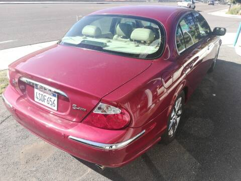 2001 Jaguar S-Type for sale at Quality Auto Outlet in Vista CA
