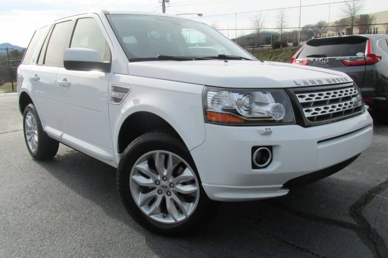 2013 Land Rover LR2 for sale at Tilleys Auto Sales in Wilkesboro NC