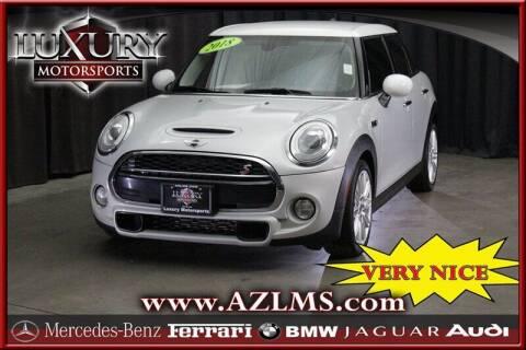 2018 MINI Hardtop 4 Door for sale at Luxury Motorsports in Phoenix AZ