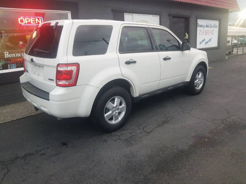 2009 Ford Escape for sale at Bonney Lake Used Cars in Puyallup WA