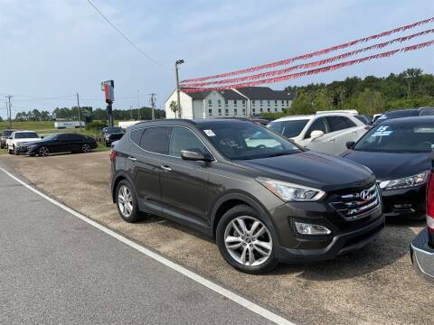 2014 Hyundai Santa Fe Sport for sale at Direct Auto in D'Iberville MS