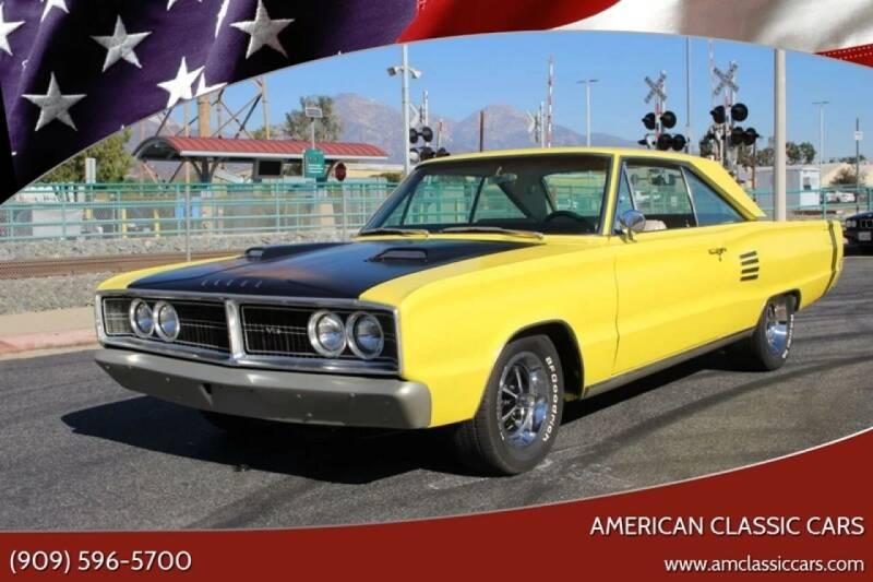 1966 Dodge Coronet for sale at American Classic Cars in La Verne CA