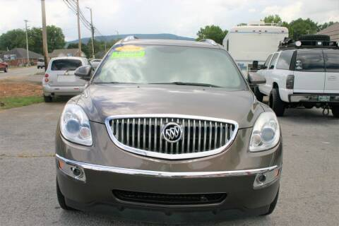 2009 Buick Enclave for sale at RIVERSIDE CUSTOM AUTOMOTIVE in Mc Minnville TN