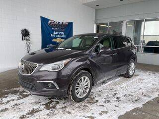 2018 Buick Envision for sale at GRAFF CHEVROLET BAY CITY in Bay City MI