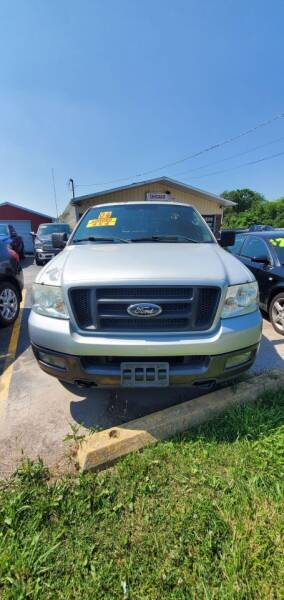 2004 Ford F-150 for sale at Chicago Auto Exchange in South Chicago Heights IL