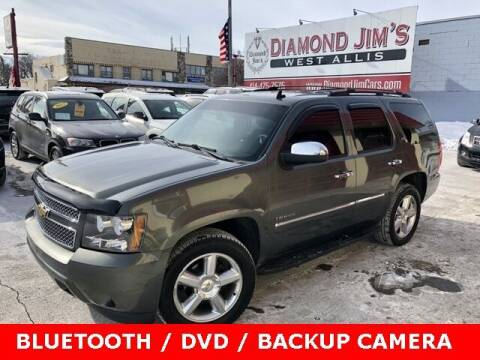 2011 Chevrolet Tahoe for sale at Diamond Jim's West Allis in West Allis WI
