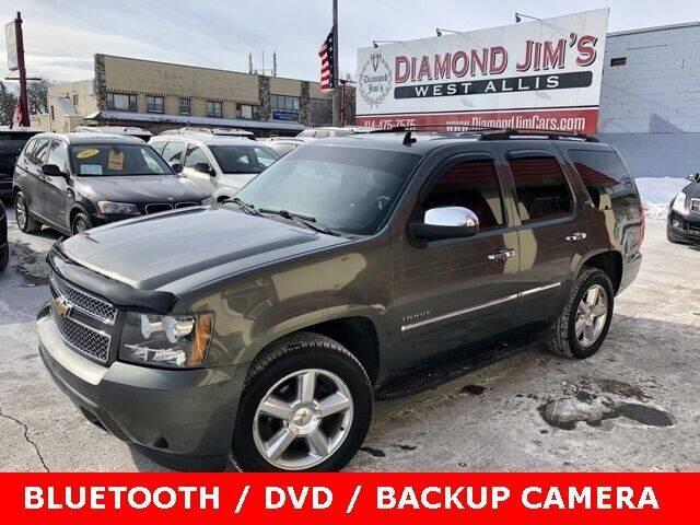 2011 Chevrolet Tahoe for sale at Diamond Jim's West Allis in West Allis WI