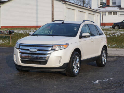 2012 Ford Edge for sale at Tom Roush Budget Westfield in Westfield IN