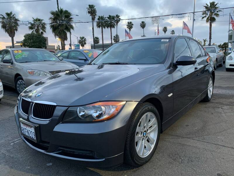2006 BMW 3 Series for sale at North County Auto in Oceanside CA