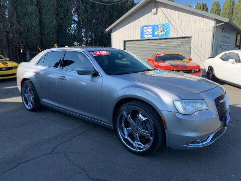 2015 Chrysler 300 for sale at Blue Diamond Auto Sales in Ceres CA
