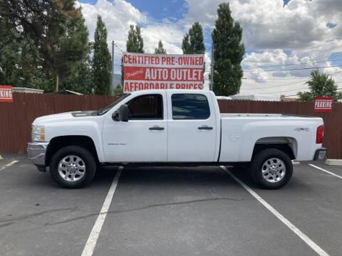 2009 Chevrolet Silverado 2500HD for sale at Flagstaff Auto Outlet in Flagstaff AZ