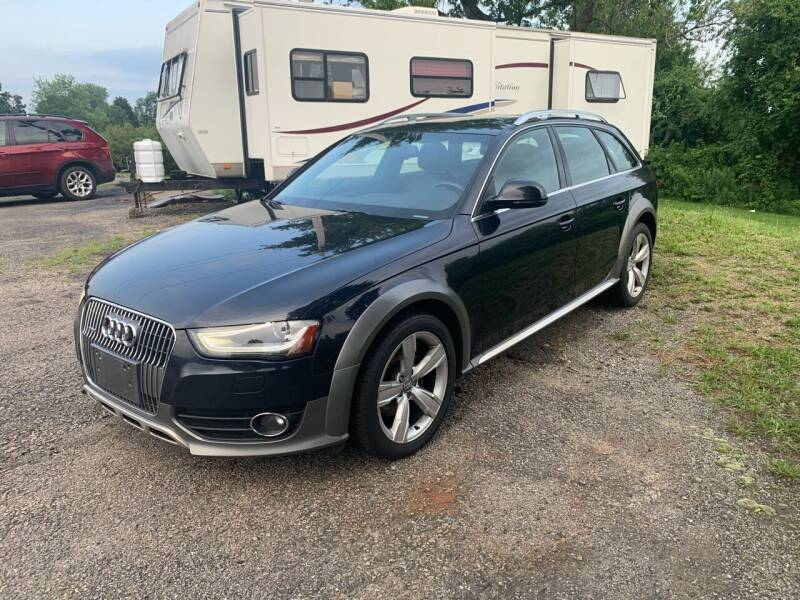 2014 Audi Allroad for sale at Lux Car Sales in South Easton MA