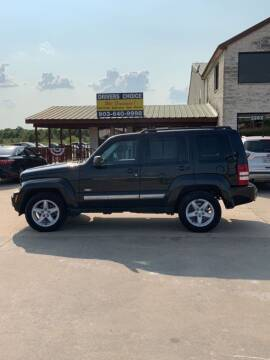 2012 Jeep Liberty for sale at Driver's Choice in Sherman TX